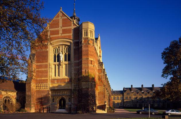 Tonbridge School Chapel