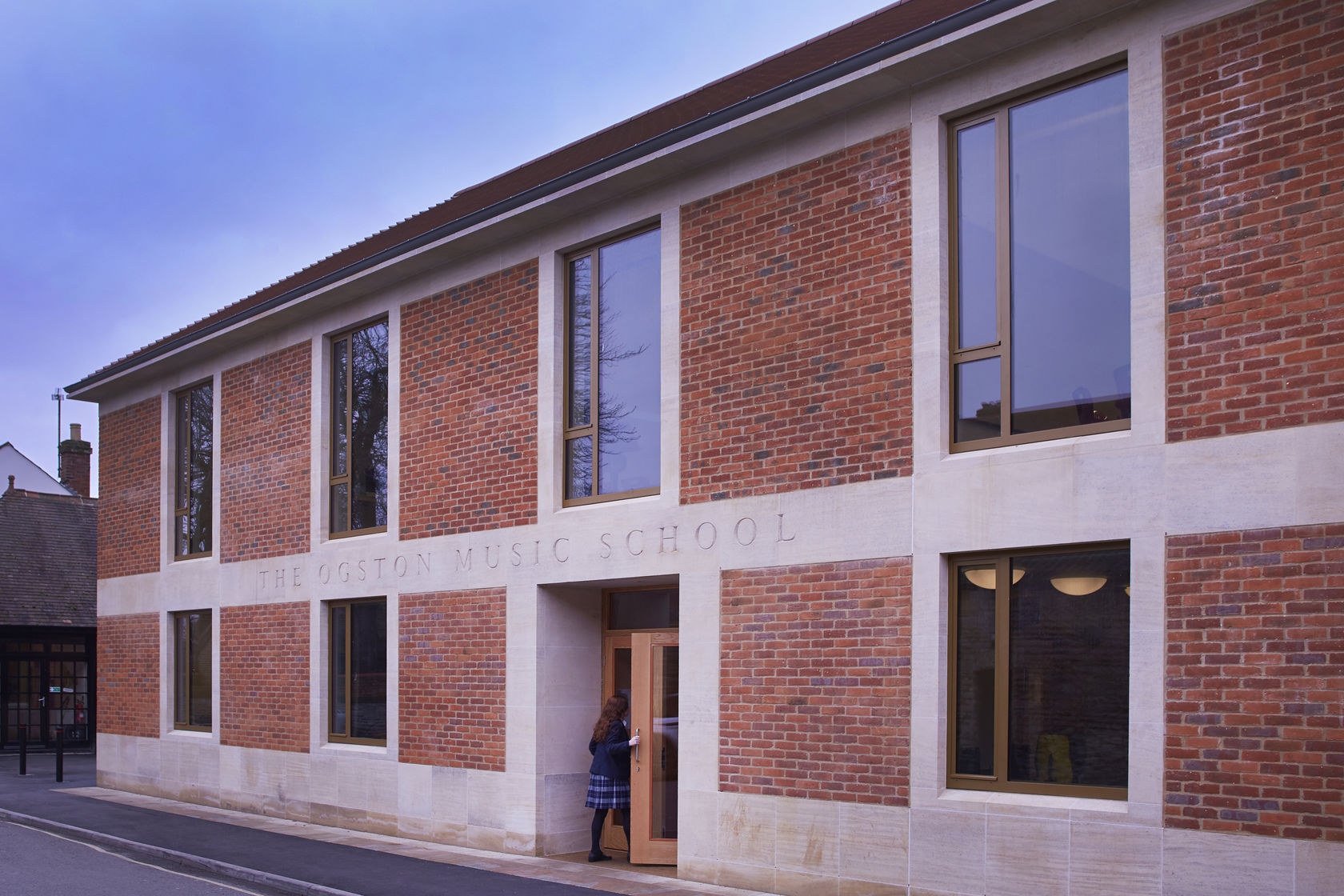 The Ogston Music School Main Gallery Image